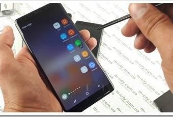 Реплика Samsung note 8