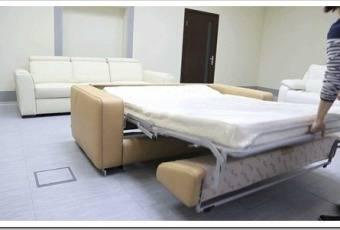 Измерение габаритов дивана