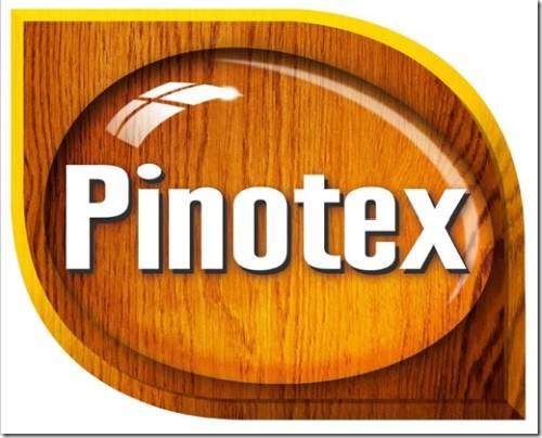 Защита древесины от TM Pinotex