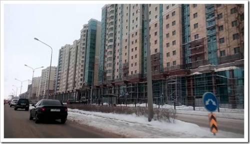 Вторичные квартиры в Астане