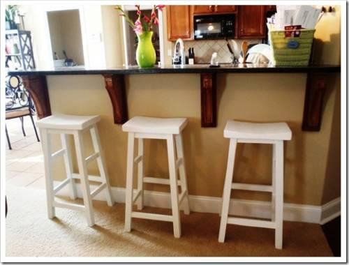 Сборка и окраска стула