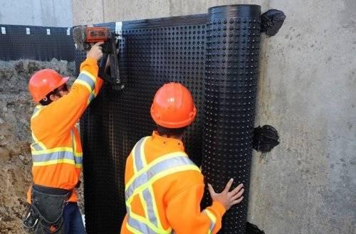 Современные гидроизоляционные материалы