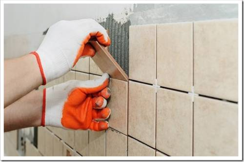 Размеры керамической плитки для стен