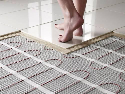 Электрический теплый пол под плитку - какой лучше