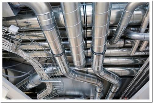 Положительные аспекты пластиковых воздуховодов
