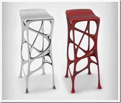 Какой материал оптимален для барного стула?