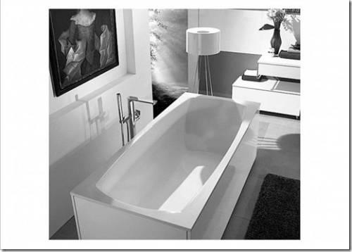 Как ухаживать за квариловой ванной?