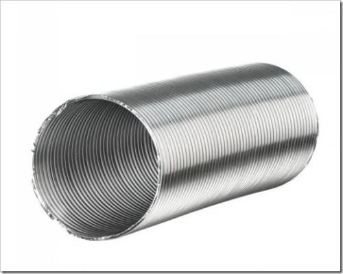 Применяемые материалы для создания воздуховодов