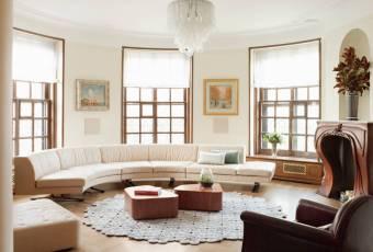Как расставить мебель в частном доме