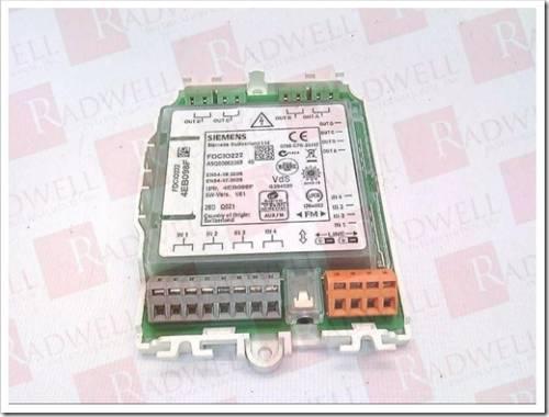 Технические характеристики модуля FDCIO222