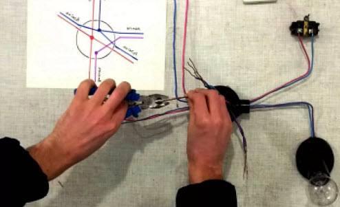 Как самому сделать электрику в квартире