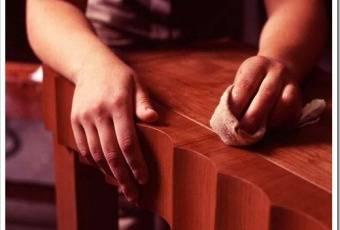 Как проще всего ухаживать за мебелью?
