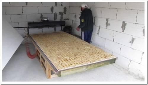 Построить дом из СИП панелей можно на любом фундаменте