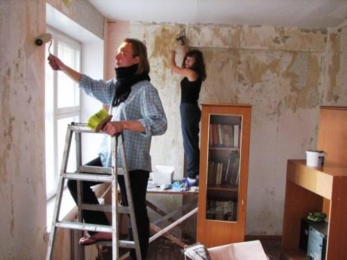С чего начать косметический ремонт в квартире