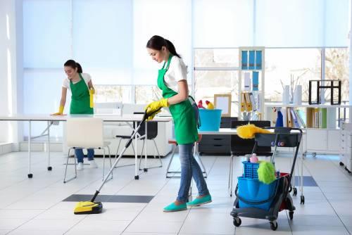 Что включает уборка офиса