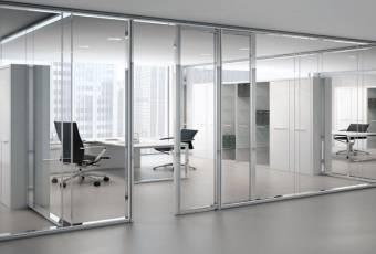 Особенности монтажа офисных перегородок