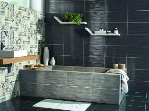 Как выбрать керамическую плитку для ванной