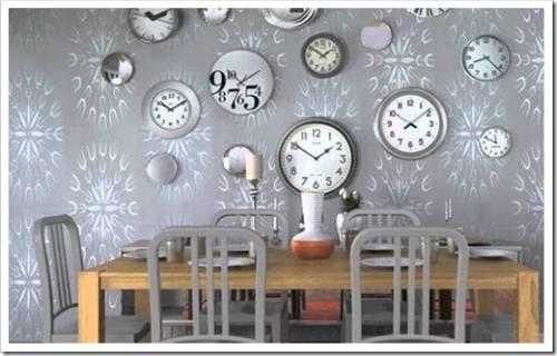 Классификация настенных часов