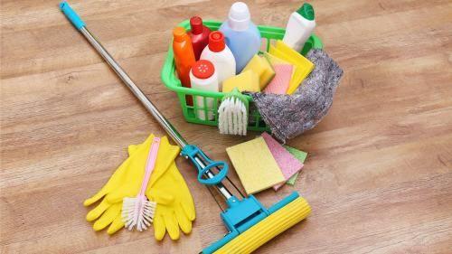 Как правильно делать генеральную уборку в квартире