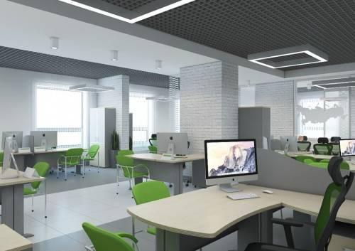 Как оформить интерьер офиса