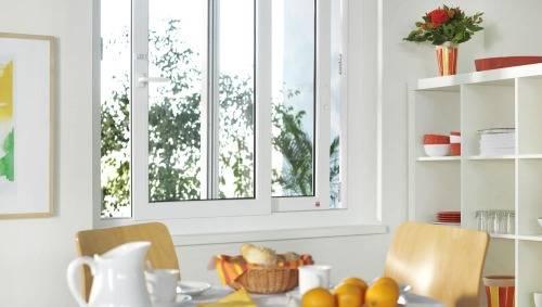 Как выбрать пластиковые окна на кухню