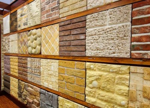 Виды декоративного камня