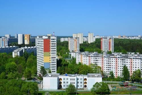 В каких районах Москвы дешевые квартиры
