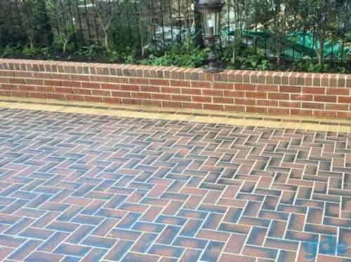 Тротуарная плитка: виды и названия