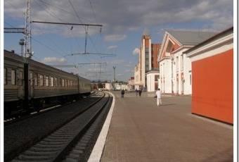 Строительство железнодорожных платформ