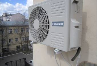 Монтаж кондиционеров Hitachi