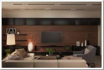 Комната в стиле лаунж