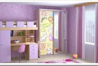Критерии выбора: ребёнок должен иметь возможность пользоваться шкафом без посторонней помощи!