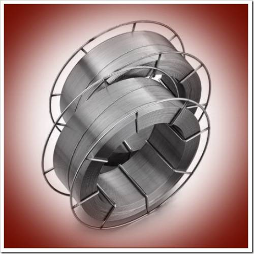 Проволока электродная: расходник при полуавтоматической и дуговой сварке