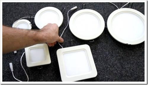 Осветительное оборудование, которое может быть использовано в принципе