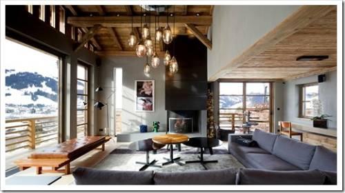 Проекты двухэтажный домов в стиле шале