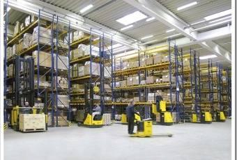Какое складское оборудование необходимо на старте?