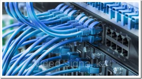 Влияние электрических коммуникаций на СКС