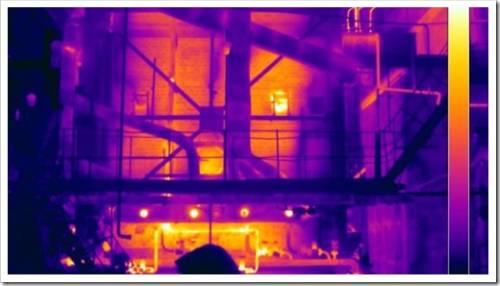 Принцип работы тепловизора
