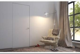 Существующие виды дверей-невидимок