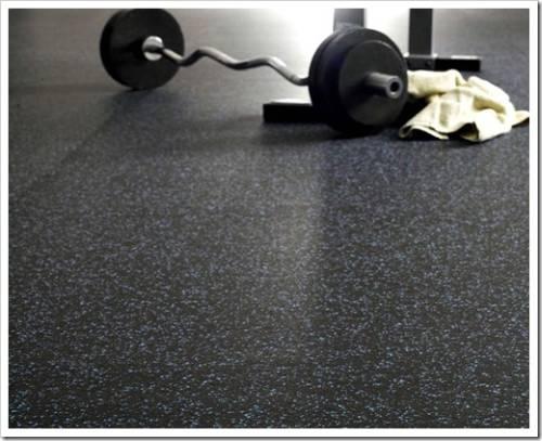 Рулонные и наливные покрытия для спортзалов