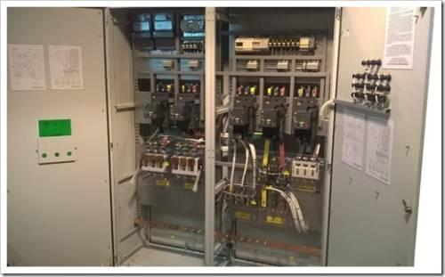 Из чего состоит типичный автомат АВР?