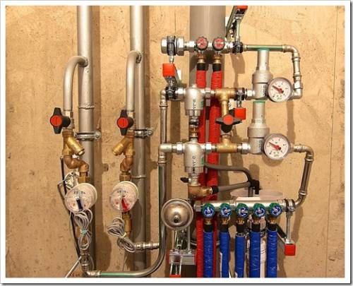 Зачем использовать коллектор в системе водоснабжения?