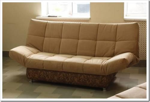 Принципы раскладывания дивана клик-кляк