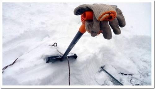 Рекомендации к самостоятельной уборке снега