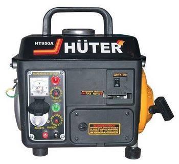 Купить Генератор бензиновый HUTER HT950A 64/1/1 2 л.с., 0, 65 кВт