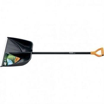 Купить Лопата снеговая PALISAD LUXE PROFI 61607 560 х 415 мм, длина 1390 мм, алюм. черенок