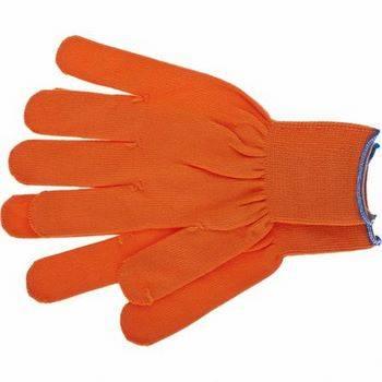 Купить Перчатки Русский инструмент нейлон 13 класс оранжевые XL 67840