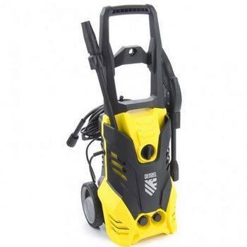 Купить Моечная машина высокого давления R-135, 1800 Вт, 135 бар, 6 л/мин, колёсная DENZEL