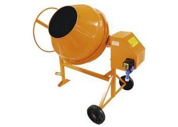 Купить Бетоносмеситель СБР-260В 260 л, 0.75 кВт, 380 В, редуктор, Строймаш, 95456