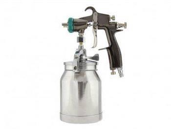 Купить Краскораспылитель AS 951 LVLP , профессиональный, всасывающего типа, сопло 1.5 мм Stels 57368